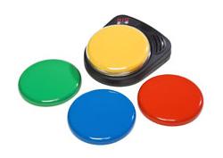 BIG Step-by-Step Communicator - Multi-Color